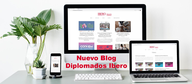 Nuevo Blog Diplomados Ibero