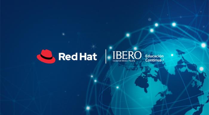 IBERO y Red Hat cierran ciclo de conferencias en Disrupción Digital